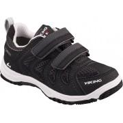 Viking Cascade II GTX Sneaker, Black/Grey 24