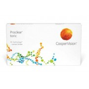Proclear Proclear Toric 3 Pack Kontaktlinser
