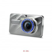 Camera Auto Zenteko Premium Full HD SM 160 cu tracker GPS + MicroSD 16Gb, CAR Triple