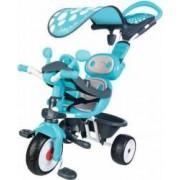 Tricicleta Smoby Baby Driver Comfort Albastru