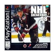 NHL Breakaway 98 - PlayStation