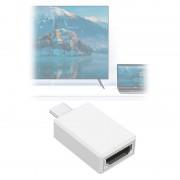 Basix H2 4K Ultra HD USB-C / HDMI Adapter - White