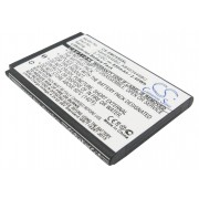 Samsung GT-E1190 Batteri till Mobil 3,7 Volt 650 mAh Kompatibel