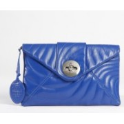 J.B Bali New York Blue Sling Bag