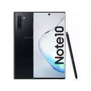 Samsung Smartphone SAMSUNG Galaxy Note 10 (6.3'' - 8 GB - 256 GB - Negro)