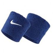 Verceys Blue Sports All Weather And Washable Stuff Wrist Band - Set Of 2
