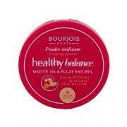Bourjois Paris Healthy Balance Unifying Powder 9g Грим за Жени Нюанс - 56 Light Bronze