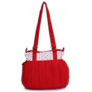 Home Heart Girls Red Tote