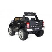 Masinuta electrica Ford Ranger Wildtruck 12V cu scaun de piele Black