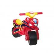 Motocicleta de impins Police Music 0139/56 Rosu Galben MyKids