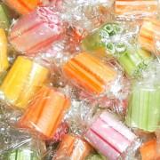 Edwardian Fruit Rock Sweets
