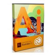 Software, Adobe Illustrator CC, 1 user, 1 year (65297606BA01A12)