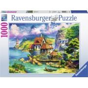 Puzzle Casa lui Cliff 1000 piese