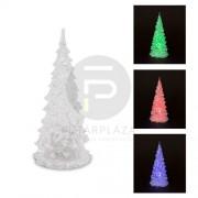 LED karácsonyfa 18cm 55251A