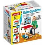 Set constructie tubular Quercetti pentru copii transformabil