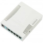 Router wireless MikroTik RB951G-2HnD White
