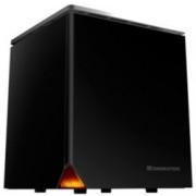 Кутия Xigmatek Nebula C Black, Mini ITX, 2x USB 3.0, 1x вентилатор 120mm, черна, без захранване