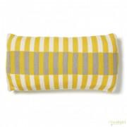 Perna decorativa din bumbac tricotat AQUA 50x30cm A771J31 JG