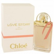 Chloe Love Story Eau Sensuelle For Women By Chloe Eau De Parfum Spray 2.5 Oz