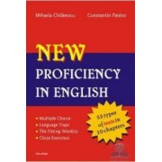 New proficiency in english + key to exercises - Mihaela Chilarescu Constantin Paidos