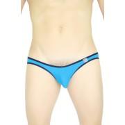 Petit-Q Capri Slip Bikini Underwear Turquoise/Navy PQ160855