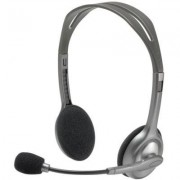 Logitech Słuchawki LOGITECH H110 Stereo Headset
