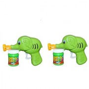 Combo of BEN 10 BUBBLE GUN pack of 2