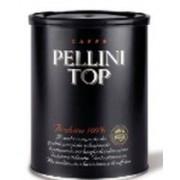 Cafea macinata Pellini Top cutie metalica - 250gr.