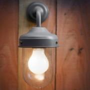"Trendyard Buitenlamp Industrieel ""Barn Light Charcoal"""