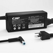 QYD 19.5V 2.31A 45W AC Adapter Replacement for Laptop-Charger HP Probook 640 G2 15-bs020wm 17-bs049dx 15-bs066nr 15-bs065nr 15-bs071nr 15-bs061st 15-bs087cl HSTNN-DA40 HSTNN-AA44 Power Supply Cord