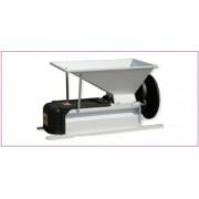 Dezciorchinător cu zdrobitor, manual, cuvă vopsea emailată 900 x 500 mm