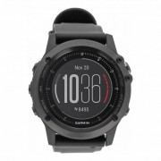 Garmin Fenix 3 Saphir HR (010-01338-71) schwarz & grau refurbished