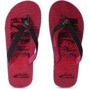 Puma Red Miami Fashion DP Flip Flops