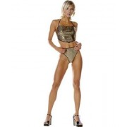 Lenjerie sexy - Top si Bikini M/L