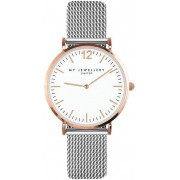 My Jewellery Uhr Medium Bicolor Watch Silber Damen