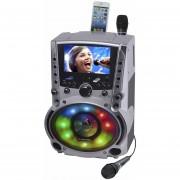 Parlante Karaoke Gf758 Dvd Bluetooth