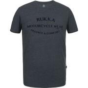 Rukka Dalroy T-shirt Cinzento 3XL