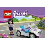 Lego Friends Set 30103 Emmas Car