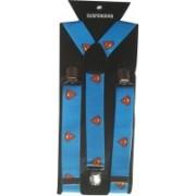 Mr. Zunk Y- Back Suspenders for Men(Blue)
