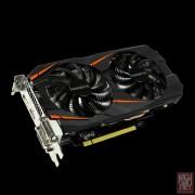 Gigabyte GV-N1060WF2OC-3GD, GeForce GTX 1060, 3GB/192bit GDDR5, 2xDVI/HDMI/DP, WINDFORCE 2x Cooling