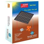 WAVEKIDS Solar Power - Do It Yourself Science Kit