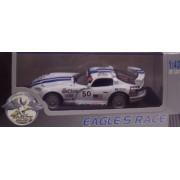 Eagle's Race 3608 1996 Dodge Viper Coupe GTS R150 24 H Le Mans #50 - White with Blue Stripes - Legend Series - 1:43 Scale Diecast