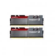 G.SKILL DDR4-3000 32GB Dual Channel Trident Z [F4-3000C15D-32GTZ]