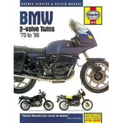 BMW 2Valve Twins Service and Repair Manual by Editors of Haynes Man...