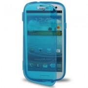 Coque En Tpu Bleu Pour Samsung Galaxy S Iii / I9300