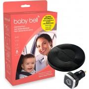 steelmate Bsa-1 Dispositivo Anti Abbandono Per Seggiolino Auto Allarme Sonoro E Visivo Compatibile Android/ios - Bsa-1 Baby Bell