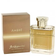 Baldessarini Ambre Eau De Toilette Spray By Hugo Boss 3 oz Eau De Toilette Spray