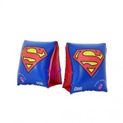 Zoggs Superman Armbands for 2-6 Year Olds