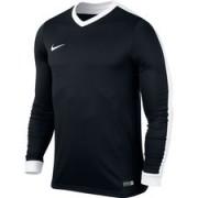 Nike Voetbalshirt Striker IV L/M Zwart/Wit Kinderen