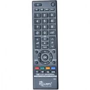 LRIPL UN89 Toshiba Universal LCD/LED TV Remote Controller (Black)